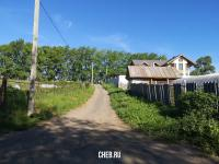 Проезд к улице Заовражная