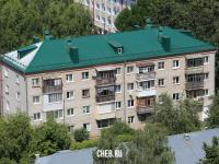 Вид сверху на пр. Ленина 34А