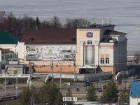 Вид сверху на ул. К.Иванова 9