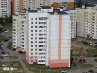 Вид сверху на ул. Пионерская 10