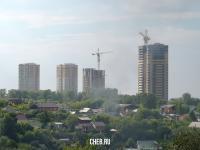 Строительство высоток на улице Энергетиков
