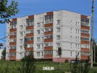 Вид на ул. Первомайская 57