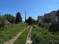 Кошкинский переулок