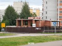 Заброшенное строительство магазина