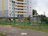 """Детская площадка """"Лео-парк"""""""