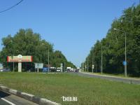 Территория на въезде на Канашское шоссе