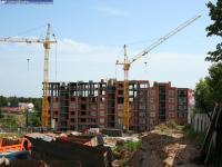 """Строительство жилого комплекса """"Премьер"""""""