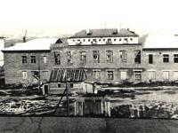 Строительство нового здания музыкальной школы, 1964 год