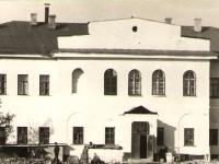 Здание, где школа размещалась музыкальная школа в 1959-1964 годах