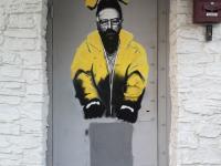 Граффити Breaking Bad