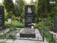 Могила Леонида Шевницына