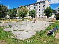 Остатки амфитеатра во дворе