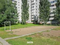 Поле для игры в мини-футбол