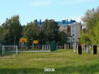 Спортивная площадка школы №24