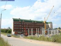 Строительство нового учебного корпуса