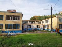 Ремонт детского сада №66