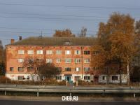 Вид на ул. Сапожникова 17
