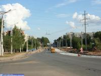 Реконструкция Эгерского бульвара