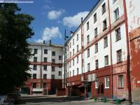 Двор дома 24 по проспекту Ленина