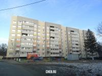 Восьмиэтажка ул. Пржевальского 4