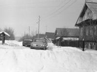 Улица Магницкого Южный посёлок, 1976 год
