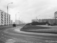 Улица Шумилова, 1976 год