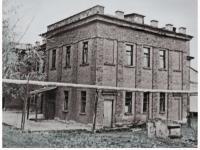 Баня на Чапаевском посёлке - 1960 год
