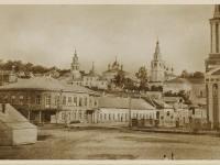 Улица Успенская, 1882 год