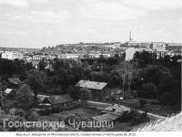 Вид на ул. Заводская с Московского моста