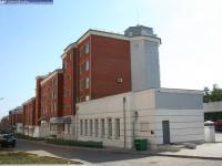 Двор дома 16 по Московскому проспекту