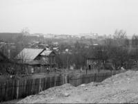 Вид на улицу Усадская, 1979 год