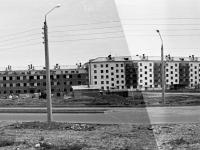 Панорама проспекта Мира, 1971 год
