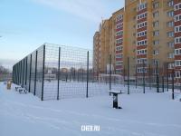 Футбольное поле - Спортивная площадка на ул. Лукина 20