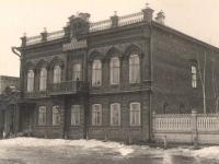 Мариинский посад. Мариинская низшая лесная школа 1910-е