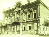 Мариинский посад. Мариинская низшая лесная школа 1900-е