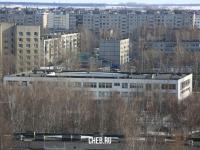 Вид сверху на школу №41