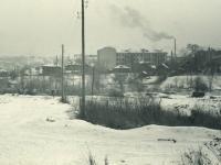 Вид с бывшей улицы Плеханова на улицу Урицкого, 1979 год