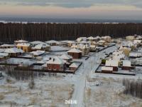 Панорама коттеджного поселка Тихая Слобода