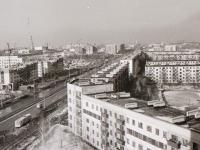 Вид на проспект Мира, 1988 год