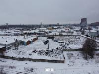 Вид сверху на Гремячевский проезд 7