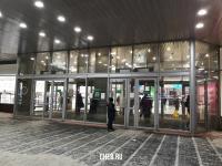 Центральный вход в МТВ-Центре
