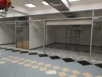 Пустующие торговые места на пятом этаже МТВ-Центра