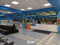 """Игропарк """"Остров сокровищ"""" в МТВ-Центре"""