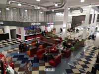 Ресторанный дворик на 5 этаже МТВ-Центра