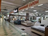 """Мебельная фабрика """"Бландо"""". Фирменный салон в МТВ-Центре"""