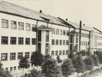 Заводоуправление ЧЭАЗ, 1960-е годы