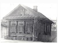ул.Плеханова, 26. 1970