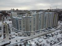 Вид на ул. Афанасьева 19