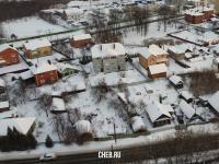 Дома на переулке Бакунина