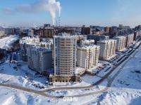Вид сверху на ул. Ярмарочная 17